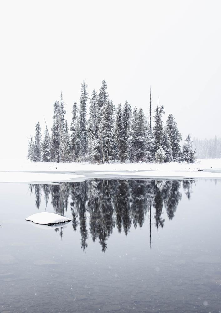 Plakat - Snježni otok (S040040SA4)
