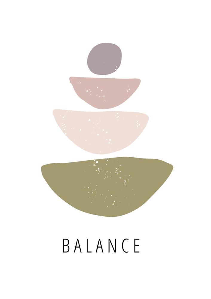 Plakát - Balance (S040068SA4)