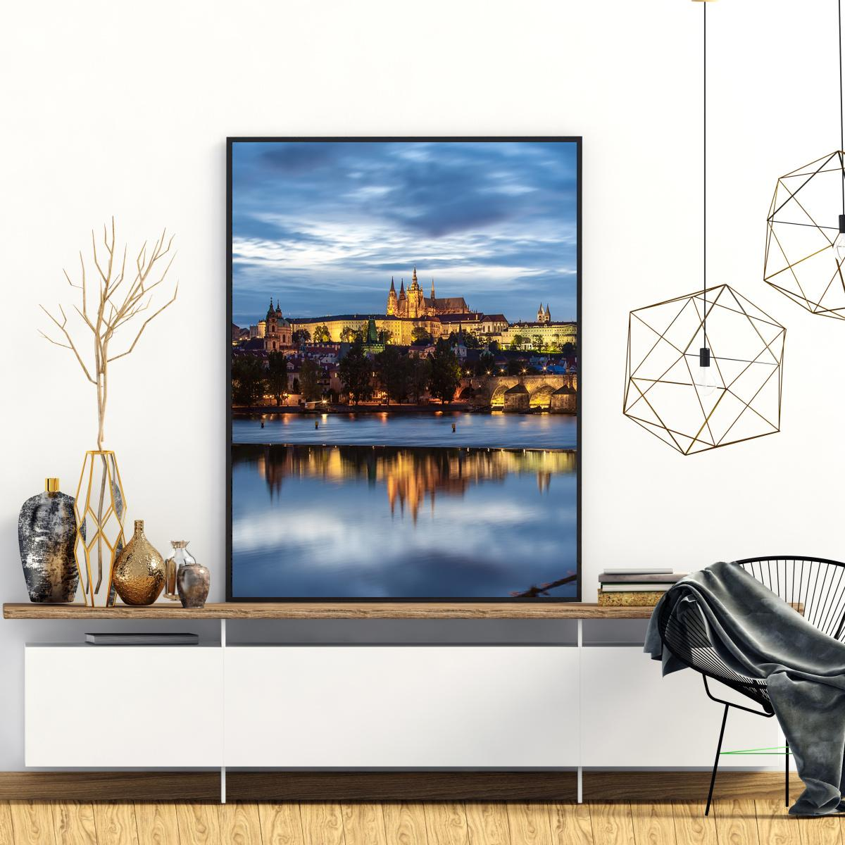 Plakat - Predvečer u Pragu (S040013SA4)