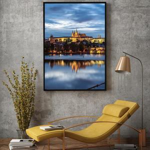 Plakat - Praga pred večerom (S040013SA4)