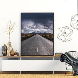 Plakát - Cestou na vrchol (S040031SA4)