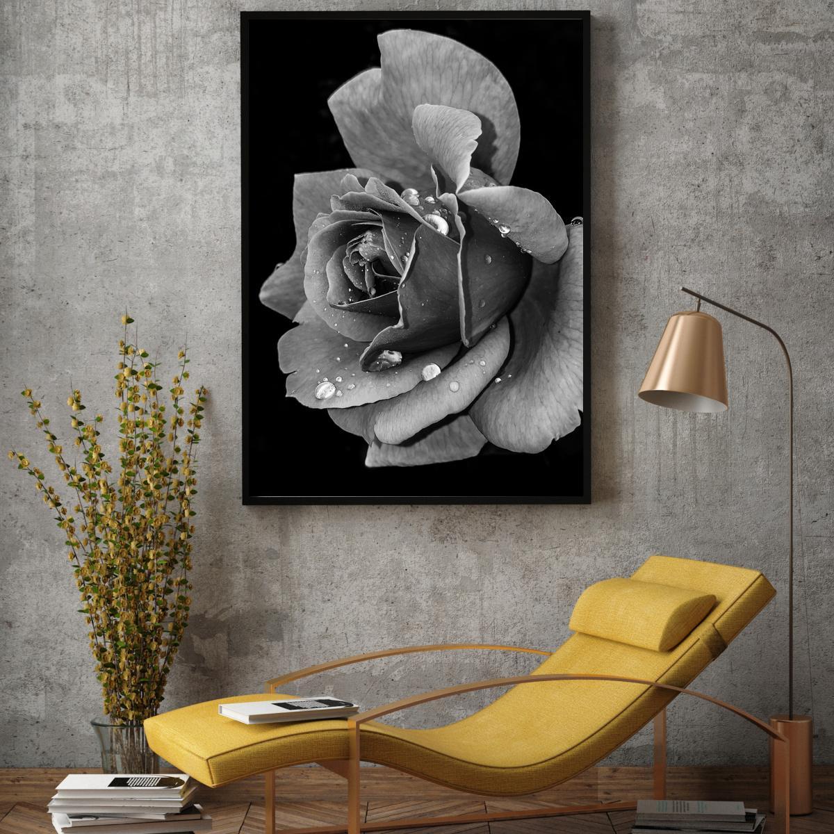 Plakat - Ružin cvijet (S040039SA4)