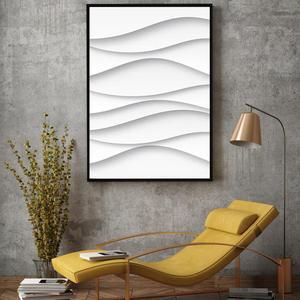 Plakat - Waves (S040053SA4)