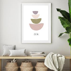 Plakát - Zen (S040067SA4)
