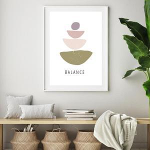 Plakat - Balance (S040068SA4)