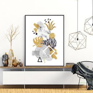 Poster - Marble Wild (S040073SA4)