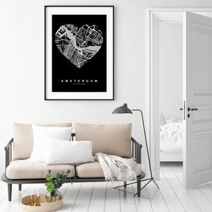 Poster - Amsterdam (S040111SA4)