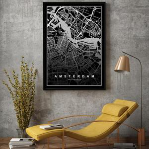 Poster - Amsterdam (S040112SA4)