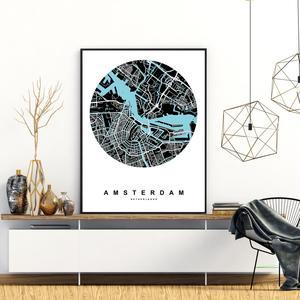Poster - Amsterdam (S040113SA4)
