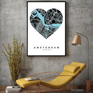 Poster - Amsterdam (S040114SA4)