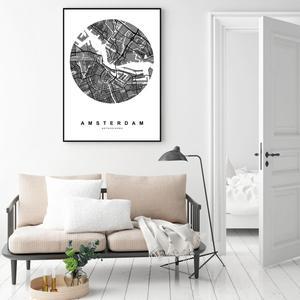 Poster - Amsterdam (S040116SA4)