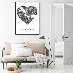Poster - Amsterdam (S040117SA4)