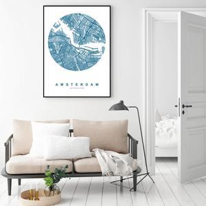 Poster - Amsterdam (S040119SA4)