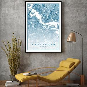 Poster - Amsterdam (S040121SA4)
