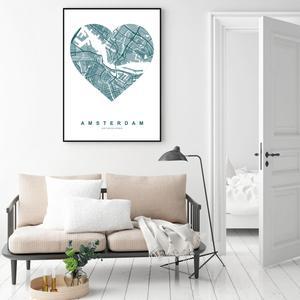 Poster - Amsterdam (S040123SA4)