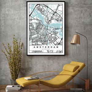 Poster - Amsterdam (S040127SA4)