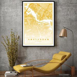 Poster - Amsterdam (S040130SA4)