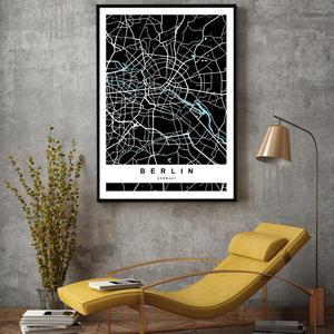 Poster - Berlin (S040136SA4)