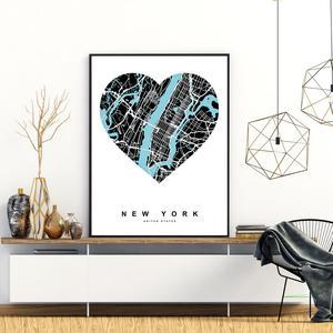 Plagát - New York (S040241SA4)