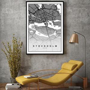 Plakát - Stockholm (S040329SA4)