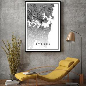 Plakat - Sydney (S040350SA4)