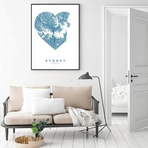 Plakat - Sydney (S040352SA4)