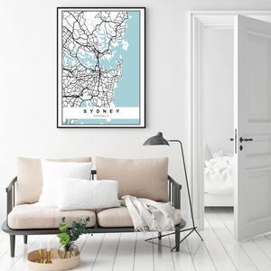 Plakat - Sydney (S040359SA4)