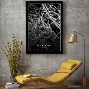 Poster - Wien (S040365SA4)