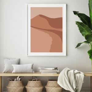 Plakát - Sahara (S040408SA4)