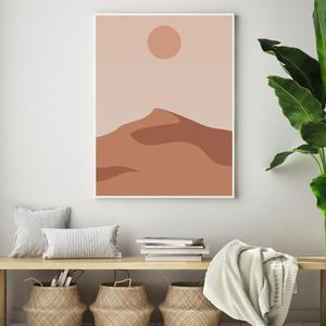 Plakát - Desert (S040410SA4)