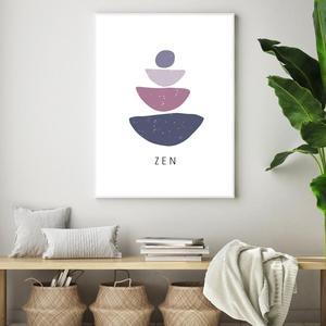 Plakát - Zen (S040417SA4)