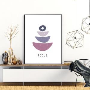 Plakát - Focus (S040419SA4)