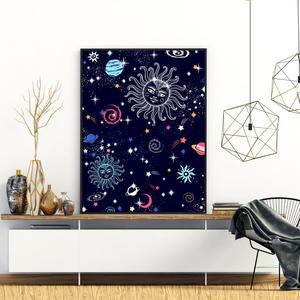 Plakat - Pravljično vesolje (S040429SA4)