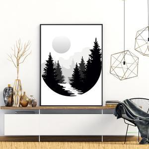 Poster - Wald (S040430SA4)