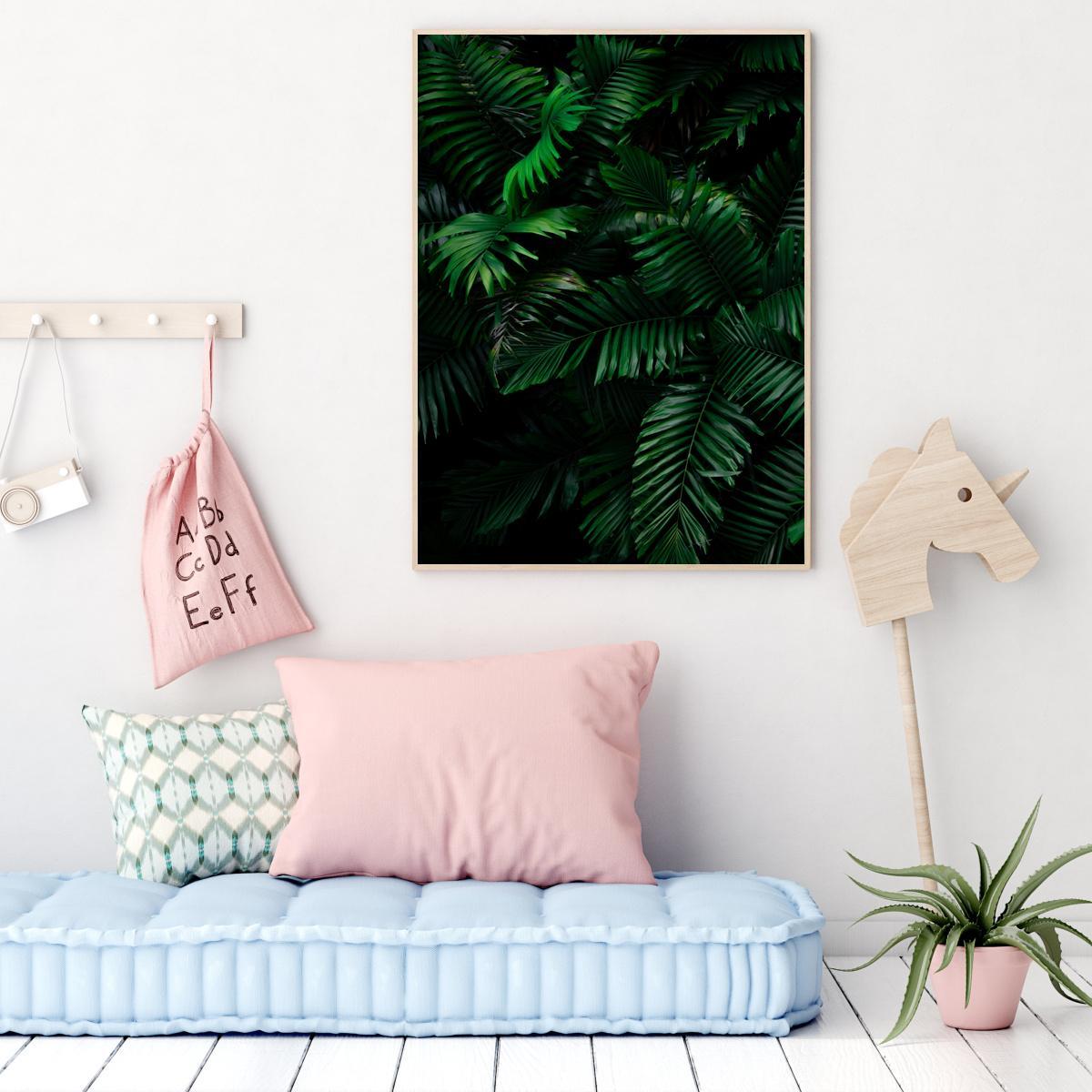 Plakat - Palme u džungli (S040452SA4)