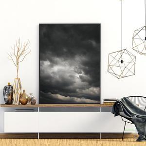 Plakat - Oblačno nebo (S040456SA4)