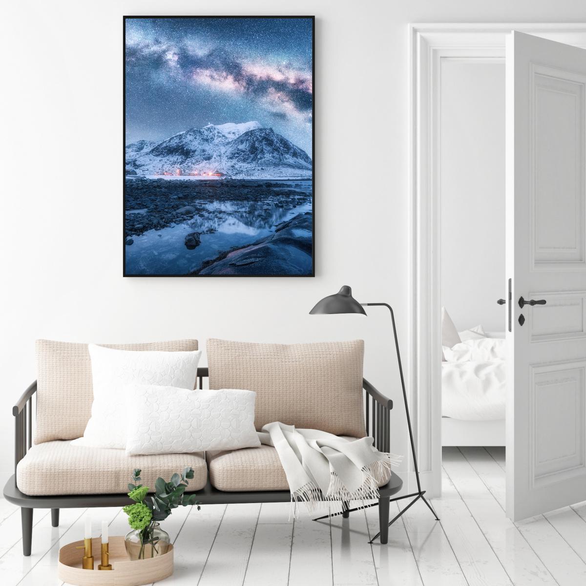 Plakat - Planina pod zvjezdanim nebom (S040490SA4)