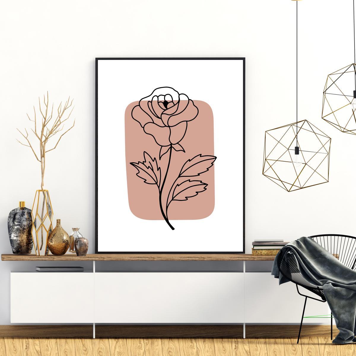 Plakat - Ruže (S040501SA4)