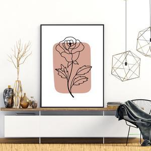 Poster - Rose (S040501SA4)