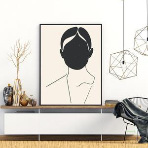 Plakat - Umjetnička apstrakcija (S040616SA4)